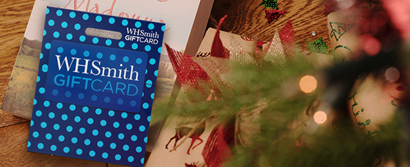 Competition! Win a £50 WHSmith Gift Card