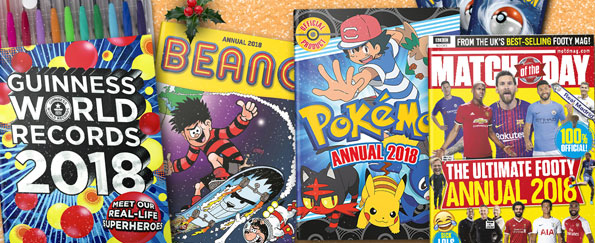 Our Christmas Top Picks: Annuals
