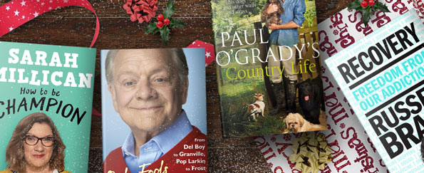 Our Christmas Top Picks: Autobiographies and Biographies