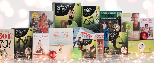 Fired-Up Gifts for Fitness Fanatics