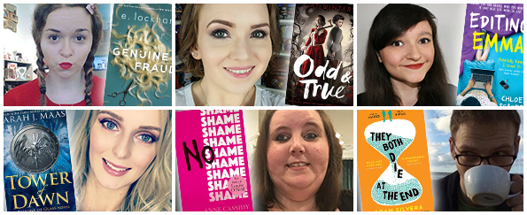 YA Books our Bloggers Can't Wait to get their Hands On