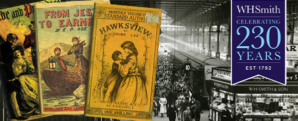 Yellowbacks: How WHSmith Brought Reading to the Masses