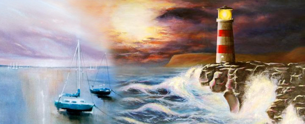 Your Seascape Artwork #WHSArt #Scapes