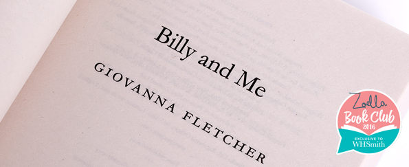 Exclusive! Deleted Scene from Billy and Me by Giovanna Fletcher