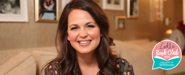 Exclusive Video! Quickfire Questions with Giovanna Fletcher