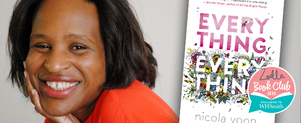 Nicola Yoon: An Exclusive Interview on Everything Everything