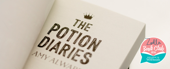 Exclusive! Deleted Scene from The Potion Diaries by Amy Alward