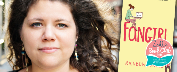 Rainbow Rowell: What Does it Mean to be a Fangirl?