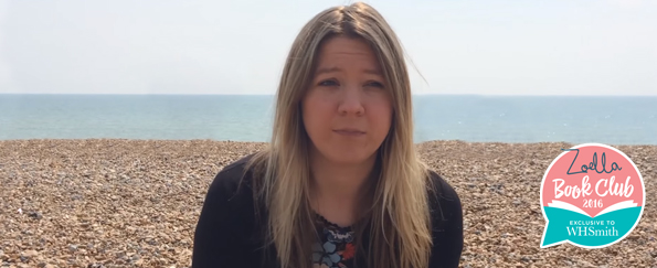 Exclusive Video! Q & A with Sara Barnard in Brighton