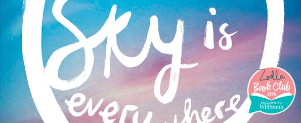 Read an Extract from The Sky is Everywhere by Jandy Nelson