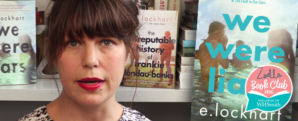 Exclusive Video! E. Lockhart's Favourite Passage from We Were Liars
