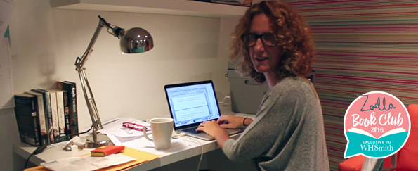 Exclusive Video! A Day in the Life of Author Gayle Forman