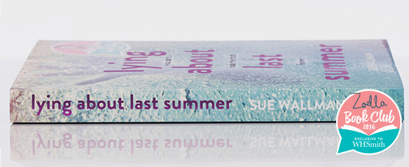 Exclusive! Deleted Scene from Lying About Last Summer by Sue Wallman