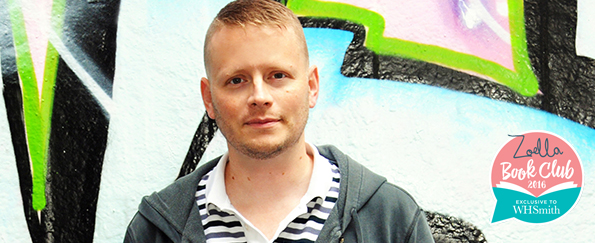 Patrick Ness: An Exclusive Interview on A Monster Calls