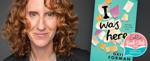 Gayle Forman: I Didn't Want This Book to be an Issues Book