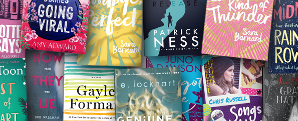 Have You Read the Latest Books from these Previous Zoella Book Club Authors?
