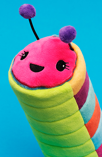 Wiggles the Caterpillar