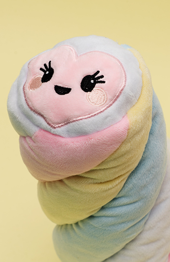 Roly the Marshmallow