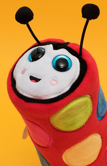 Lola the Ladybird