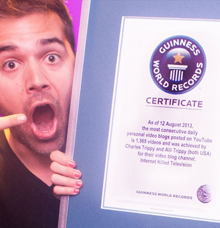 guinness world record book 2013 online
