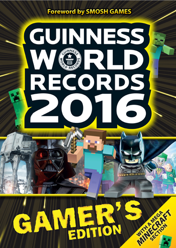 Guinness World Records™ Gamer's Edition