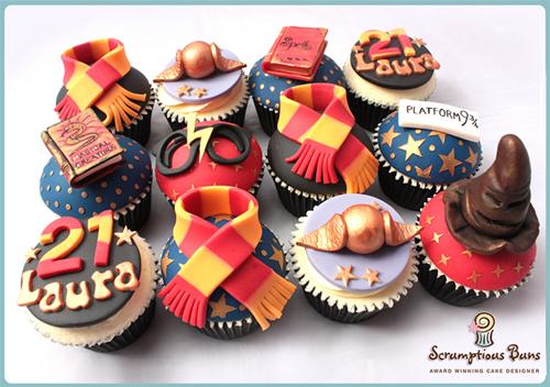20 Siriusly Impressive Harry Potter Birthday Cakes