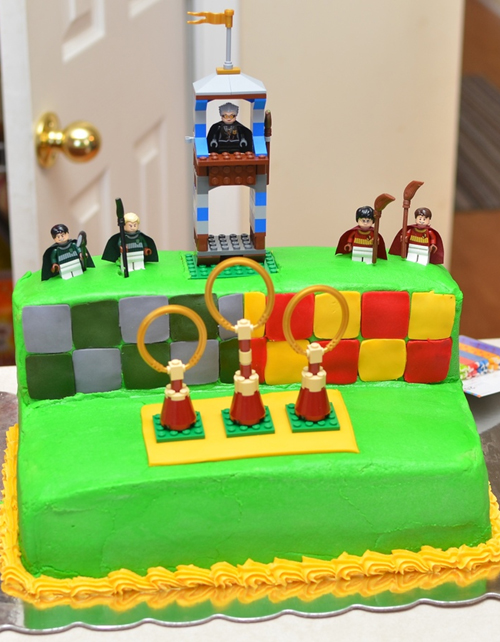 Quidditch Cake By Cakecentral