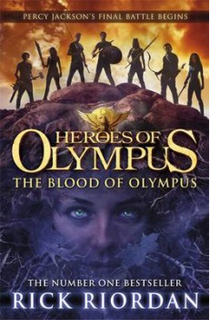 Heroes of Olympus: The Blood of Olympus – Rick Riordan