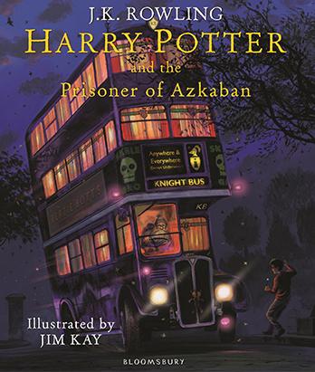 Harry Potter and the Prisoner of Azkaban - Jim Kay