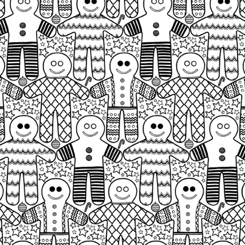 I Heart Colouring Christmas Free Pattern Download ...