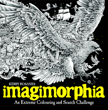 Imagimorphia - Kerby Rosanes