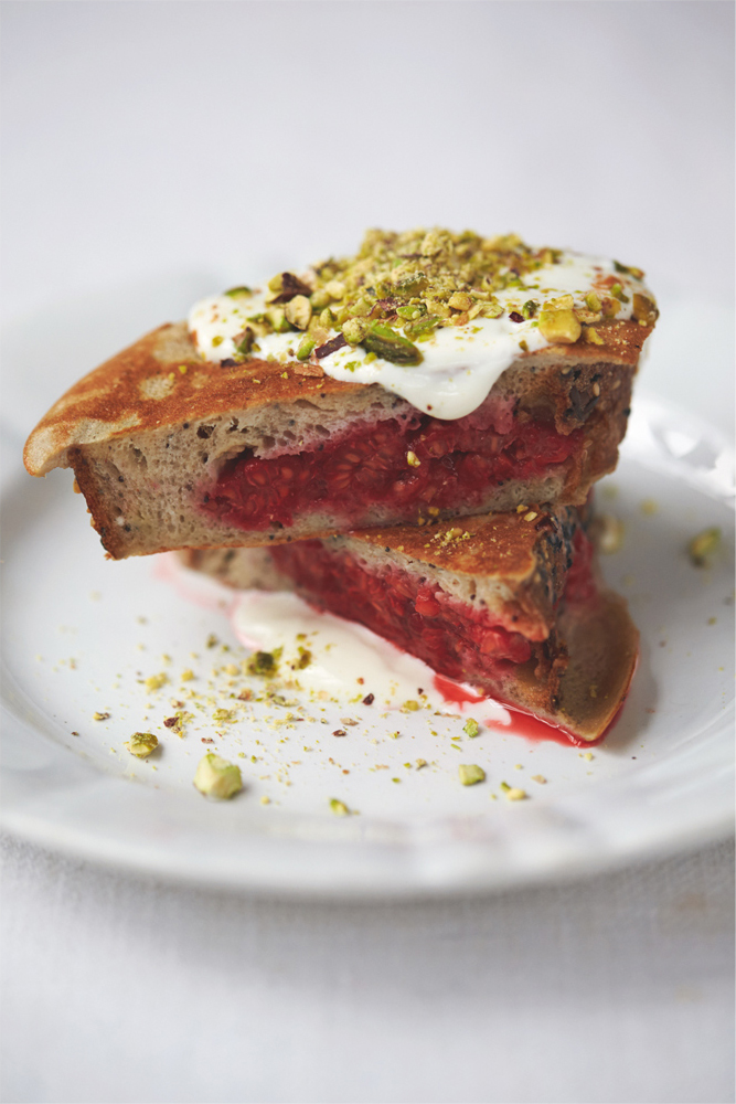 Jamie Oliver: Berry Pocket Eggy Bread Recipe - WHSmith Blog