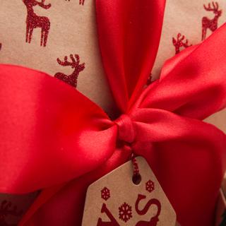New! Homemade Gift Wrap Inspiration