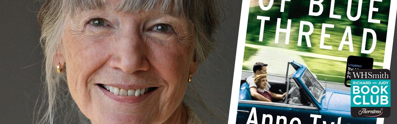 Anne Tyler: An Interview on A Spool of Blue Thread