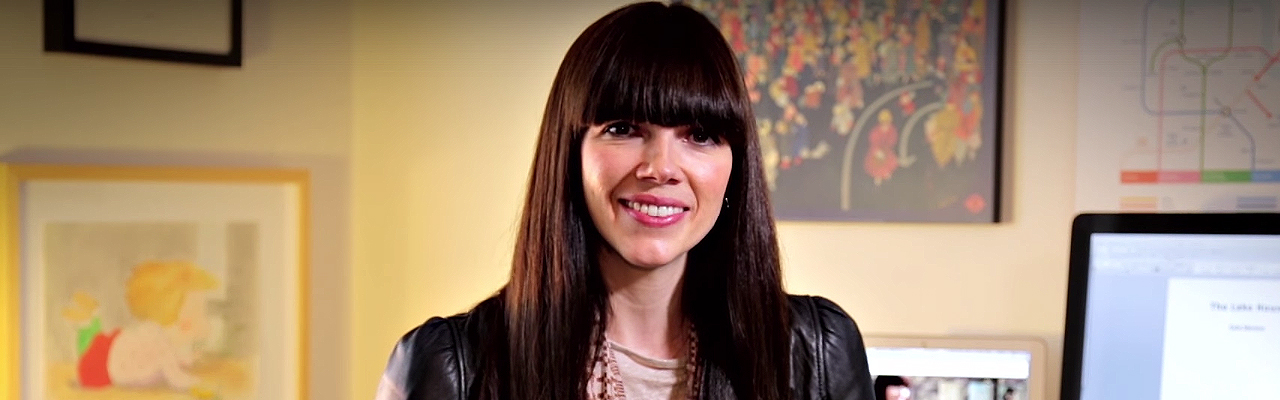 Kate Morton Introduces Her New Book The Lake House