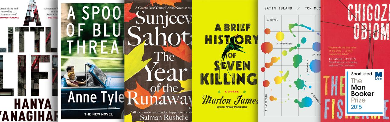 The Man Booker Prize Shortlist 2015