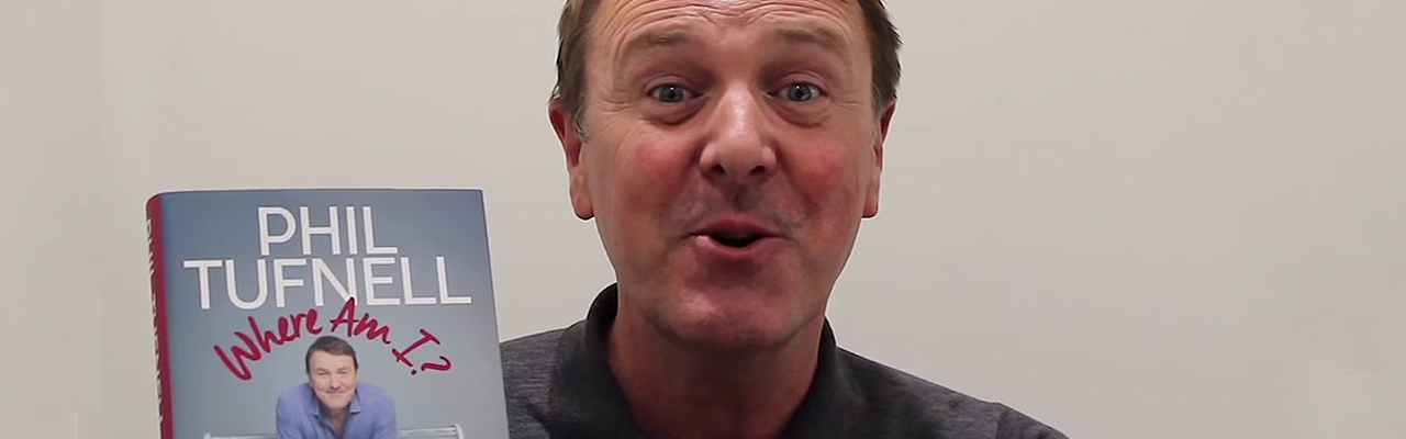 Phil Tufnell: Questions and Answers on His New Book – Where Am I?