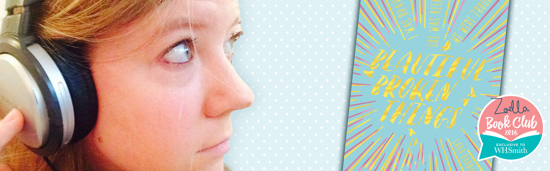 Sara Barnard: Beautiful Broken Things Soundtrack