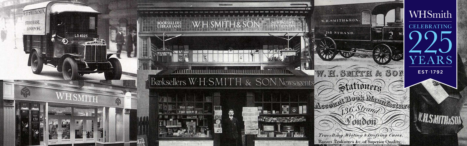 WHSmith Celebrate our 225th Anniversary!