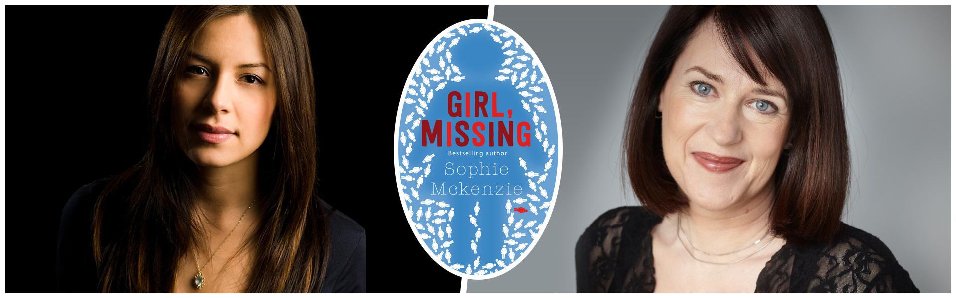 Amy Alward Talks to Sophie McKenzie About Girl, Missing