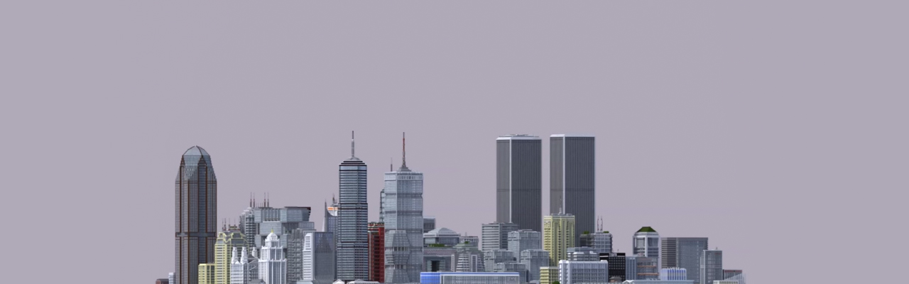 Around the World with Minecraft
