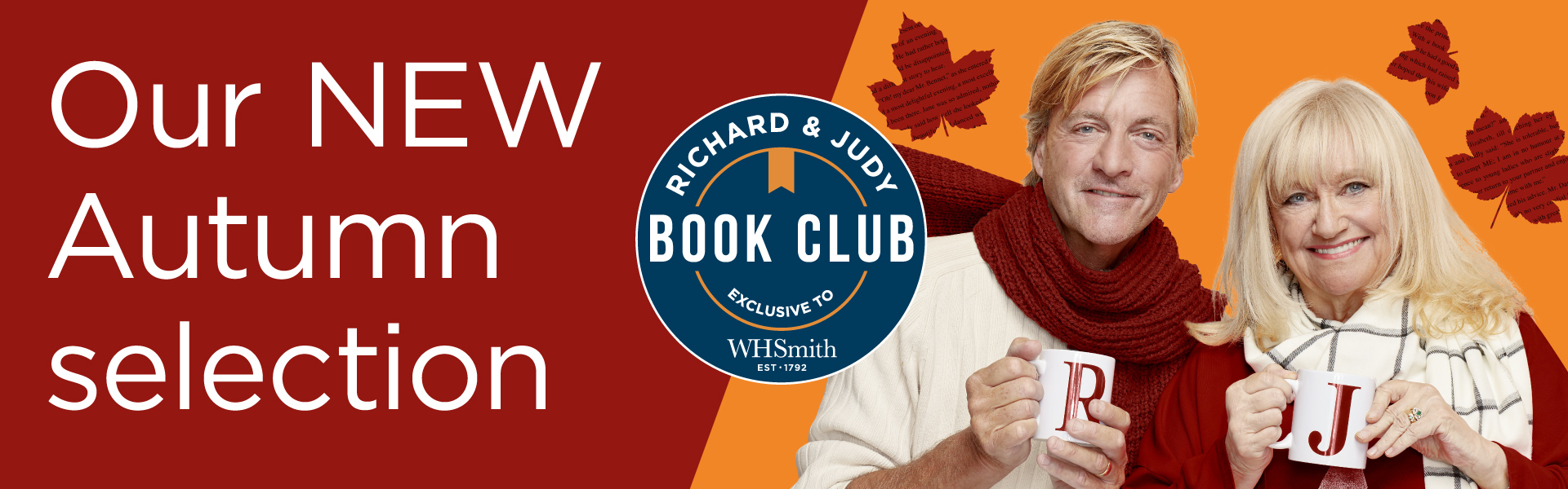 The Richard and Judy Book Club September 2020