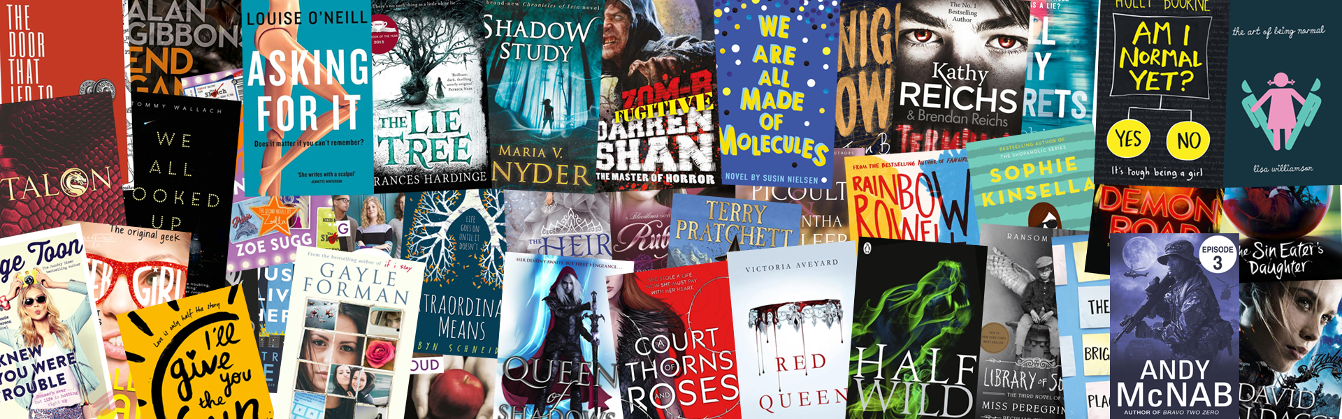 Our Favourite YA Books of 2015