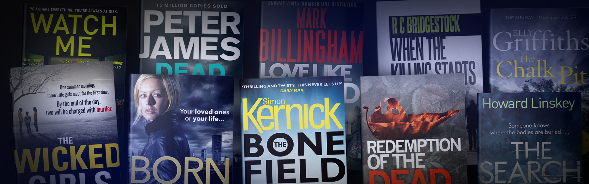 10 Crime Fiction Novels Inspired by Real Life Crimes