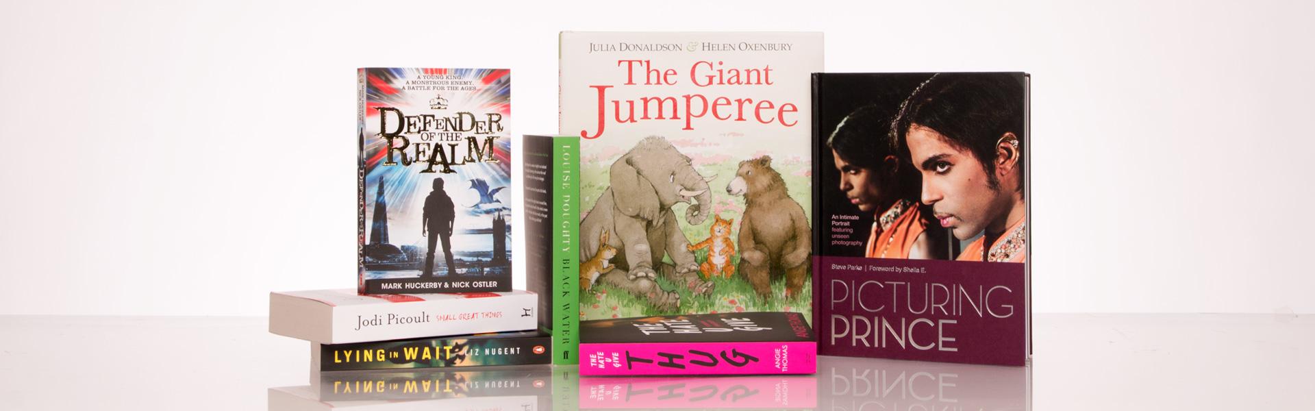 Books We Loved in April