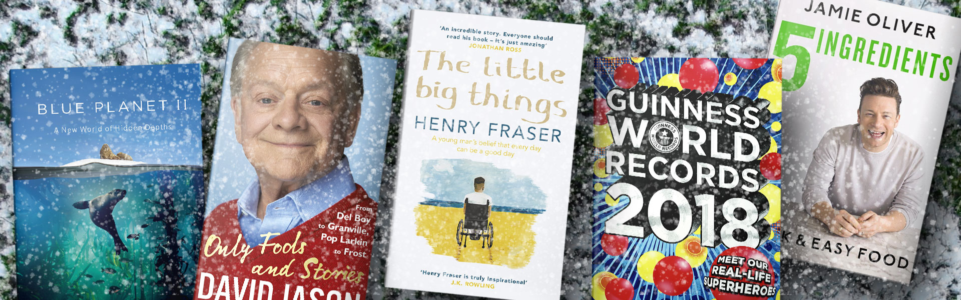 Non-Fiction Books We're Loving This Month: December