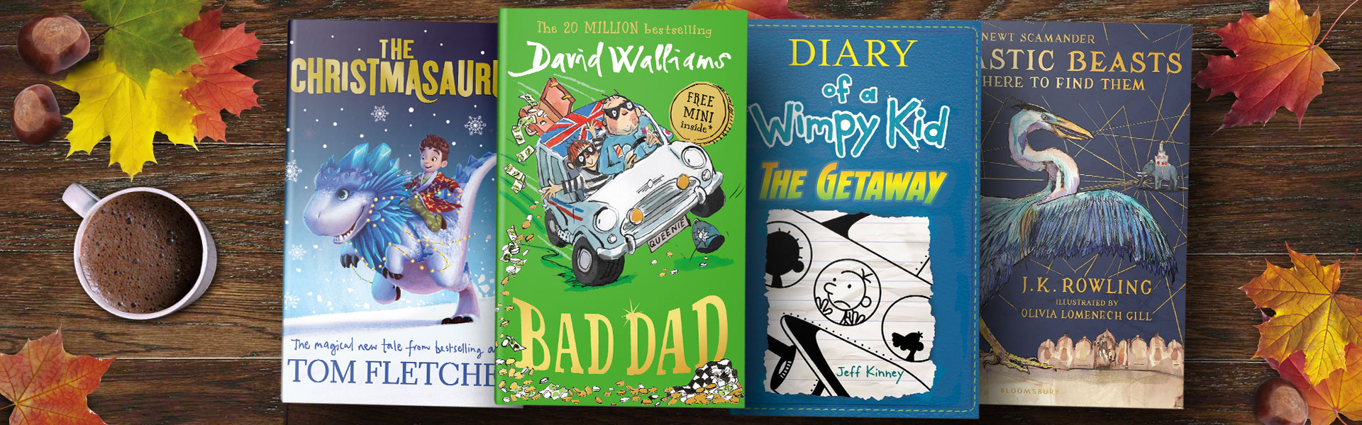 Children's Books We're Loving This Month: November