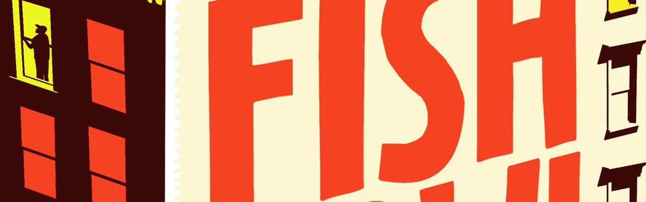 Fresh Talent: Fishbowl by Bradley Somer