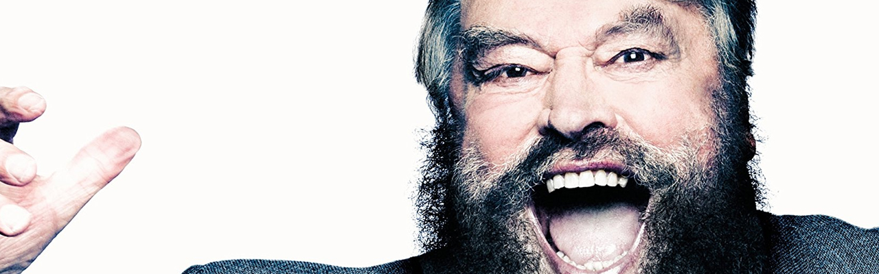 Brian Blessed Reads an Extract from Absolute Pandemonium by Brian Blessed