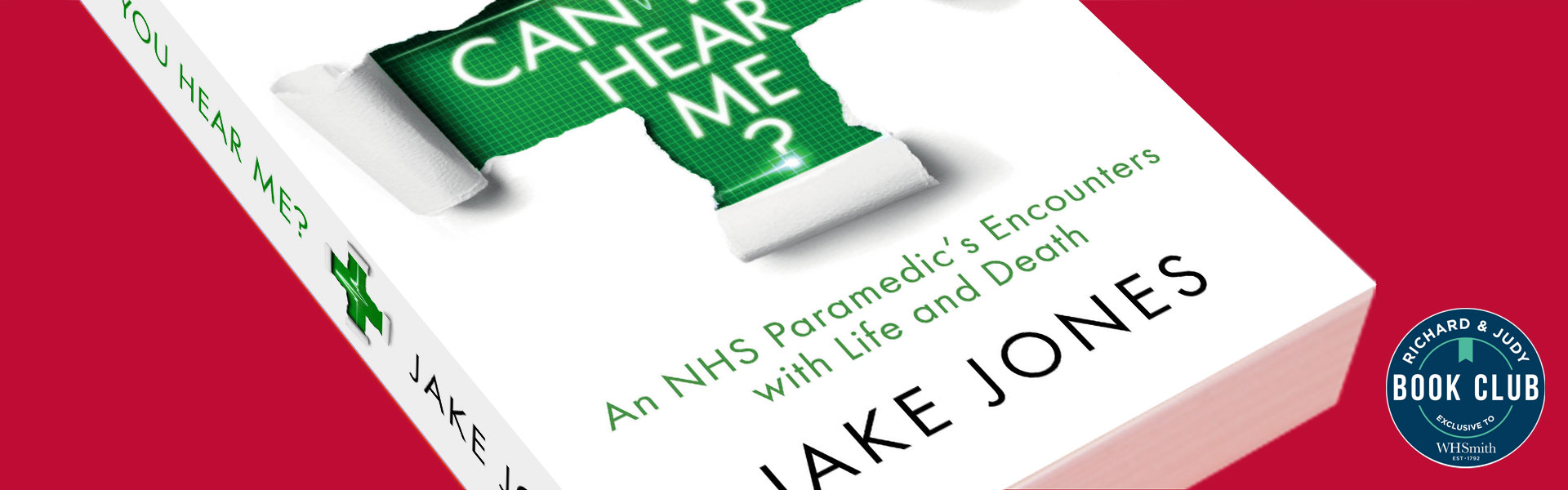 Richard and Judy Introduce Can You Hear Me by Jake Jones
